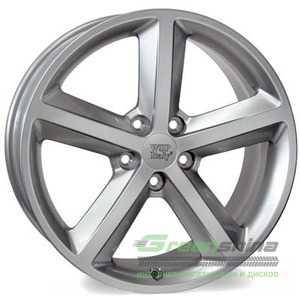 Купить WSP ITALY GEA AU66 W566 HYPER SILVER R18 W8 PCD5x112 ET43 DIA57,1