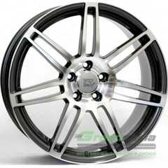 Купить WSP ITALY S8 Cosma Two W557 (Black Polished) R18 W8 PCD5x112 ET45 DIA57.1