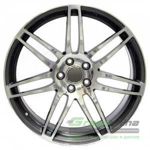 Купить WSP ITALY S8 Cosma W554 (Antracite Polished) R19 W8.5 PCD5x112 ET35 DIA57.1