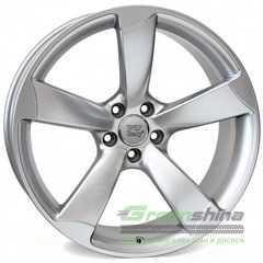 Купить WSP ITALY GIASONE W567 HYPER SILVER R20 W9 PCD5x112 ET33 DIA66.6