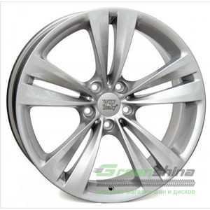 Купить WSP ITALY NEPTUNE GT W673 SILVER R20 W10 PCD5x120 ET41 DIA72.6
