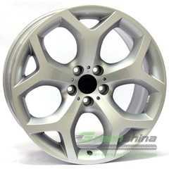 Купить WSP Italy W667 X5 Hotbird Silver R20 W10 PCD5x120 ET40 DIA72.6