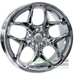 Купить WSP ITALY X5 4.8 Holywood W669 CHROME R20 W11 PCD5x120 ET37 DIA74.1