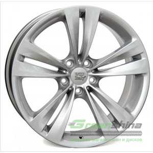 Купить WSP ITALY NEPTUNE GT W673 SILVER R19 W8.5 PCD5x120 ET33 DIA72.6