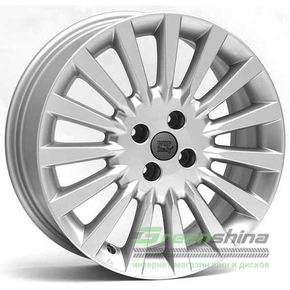 WSP ITALY LAMPEDUSA W144 (SILVER - Серебро) - Интернет-магазин шин и дисков с доставкой по Украине GreenShina.com.ua