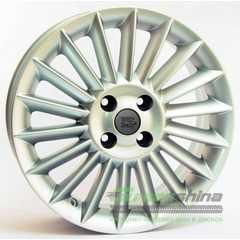 Купить WSP ITALY W151 Rimini Silver R15 W6 PCD4x100 ET43 DIA56.6