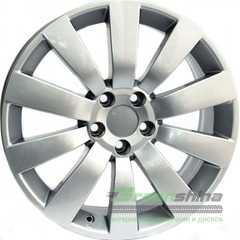Легковой диск WSP ITALY W152 VERONA SILVER - Интернет-магазин шин и дисков с доставкой по Украине GreenShina.com.ua