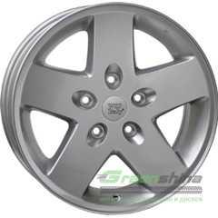 Купить Легковой диск WSP ITALY W3803 URANO SILVER R16 W7 PCD5x127 ET44 DIA71.6