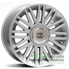 Купить Легковой диск WSP ITALY CILENTO W315 SILVER R15 W6 PCD4x98 ET40 DIA58.1