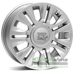Легковой диск WSP ITALY MONTEVIDEO W314 SILVER - Интернет-магазин шин и дисков с доставкой по Украине GreenShina.com.ua