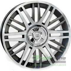 Купить Легковой диск WSP ITALY CILENTO W315 ANTHRACITE POLISHED R16 W6.5 PCD4x98 ET40 DIA58.1