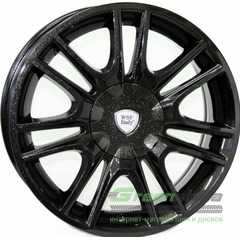 Купить Легковой диск WSP ITALY RIGA W317 DIAMOND BLACK R16 W6.5 PCD4x98 ET40 DIA58.1