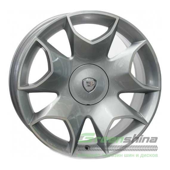 Легковой диск WSP ITALY ILIZIA W316 SILVER POLISHED - Интернет-магазин шин и дисков с доставкой по Украине GreenShina.com.ua