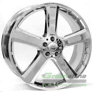 Купить WSP ITALY Copacabana W751 chrome R22 W10 PCD5x112 ET38 DIA66.6