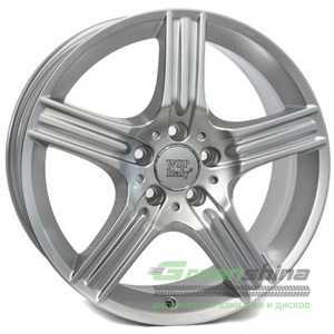 Купить Легковой диск WSP ITALY DIONE W763 SILVER R18 W8.5 PCD5x112 ET30 DIA66.6