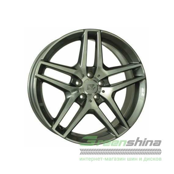 WSP ITALY ENEA W771 ANTHRACITE POLISHED - Интернет-магазин шин и дисков с доставкой по Украине GreenShina.com.ua