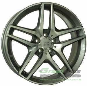 Купить WSP ITALY ENEA W771 ANTHRACITE POLISHED R19 W8.5 PCD5x112 ET44 DIA66.6