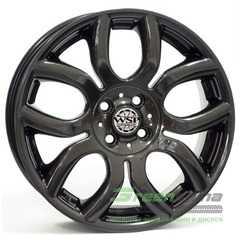 Купить Легковой диск WSP ITALY ELENA W1650 DIAMOND BLACK R16 W6.5 PCD4x100 ET48 DIA56.1