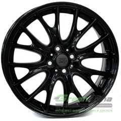 Купить Легковой диск WSP ITALY JOHN COOPER MI53 W1653 GLOSSY BLACK R17 W7 PCD4x100 ET48 DIA56.1