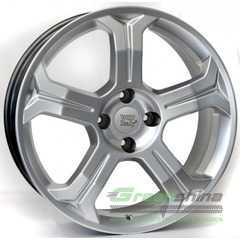 Купить Легковой диск WSP ITALY TOULOUSE PE52 W852 SILVER R18 W7.5 PCD4x108 ET18 DIA65.1