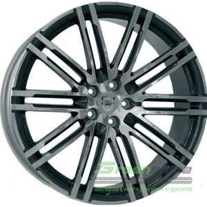 Купить Легковой диск WSP ITALY TOKYO W1057 ANTHRACITE POLISHED R21 W10 PCD5x130 ET50 DIA71.6