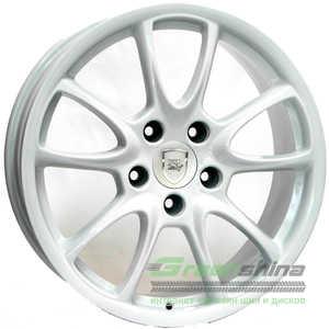 Купить WSP ITALY Corsair GT3/RS FL.F W1052 (WHITE - Белый) R19 W11 PCD5x130 ET51 DIA71.6