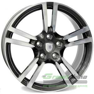 Купить WSP ITALY SATURN W1054 (ANT. POL.) R20 W9 PCD5x130 ET57 DIA71.6
