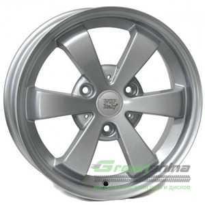 Купить Легковой диск WSP ITALY ETNA W1507 (Front) HYPER SILVER R15 W5 PCD3x112 ET34 DIA57.1