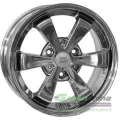 Купить Легковой диск WSP ITALY ETNA (Rear) W1507 CHROME R15 W6.5 PCD3x112 ET34.5 DIA57.1