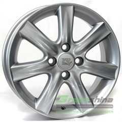 Купить Легковой диск WSP ITALY W1757 SILVER R15 W5.5 PCD4x100 ET45 DIA54.1