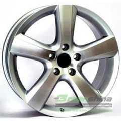 Купить WSP ITALY DHAKA W451 SILVER POLISHED R18 W8 PCD5x130 ET57 DIA71.6