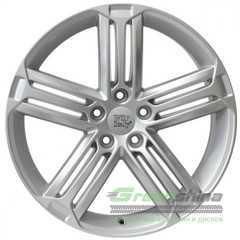 Легковой диск WSP ITALY NISIDA W464 SILVER - Интернет-магазин шин и дисков с доставкой по Украине GreenShina.com.ua