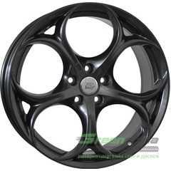 Легковой диск WSP ITALY FEDRO W258 ANTHRACITE - Интернет-магазин шин и дисков с доставкой по Украине GreenShina.com.ua