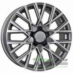 Купить Легковой диск WSP ITALY GRAN SASSO W168 MATT GM POLISHED R18 W7 PCD5x110 ET40 DIA65.1