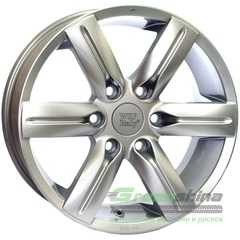 Купить WSP ITALY Pajero MT01 W3001 Super Silver R20 W9.5 PCD6x139.7 ET50 DIA67.1
