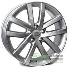 Купить WSP ITALY RHEIA W460 SILVER POLISHED R16 W6.5 PCD5x112 ET42 DIA57.1
