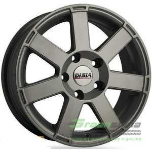 Купить DISLA Hornet 501 GM R15 W6.5 PCD5x112 ET35 DIA57.1