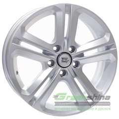 Купить Легковой диск WSP ITALY XIAMEN W467 SILVER R17 W7 PCD5x112 ET42 DIA57.1