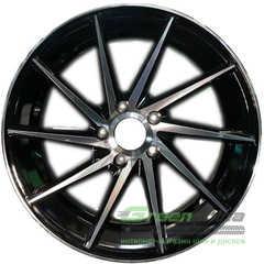 Купить Легковой диск GT 10753 MBML R18 W8 PCD5x112 ET35 DIA73.1