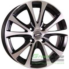Купить TECHLINE 509 HB R15 W6 PCD4x108 ET50 DIA63.4