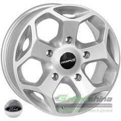 Купить Легковой диск ZW BK401 S R16 W7 PCD5x160 ET50 DIA65.1