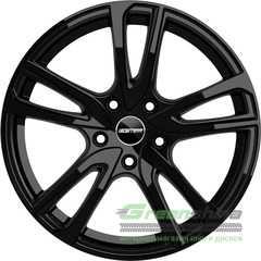 Легковой диск GMP Italia ASTRAL Glossy Black - Интернет-магазин шин и дисков с доставкой по Украине GreenShina.com.ua