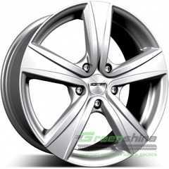 Легковой диск GMP Italia ARGON Silver - Интернет-магазин шин и дисков с доставкой по Украине GreenShina.com.ua