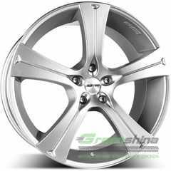 Легковой диск GMP Italia BURAN Silver - Интернет-магазин шин и дисков с доставкой по Украине GreenShina.com.ua