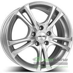 Легковой диск GMP Italia EASY-R Silver - Интернет-магазин шин и дисков с доставкой по Украине GreenShina.com.ua