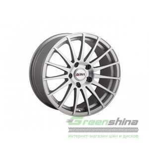 Купить DISLA TURISMO 720 S R17 W7.5 PCD5x114.3 ET45 DIA67.1