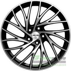 Купить Легковой диск GMP Italia ENIGMA Black Diamond R18 W8 PCD5x112 ET25 DIA66,6