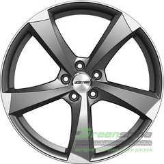 Купить Легковой диск GMP Italia ICAN Matt Anthracite Diamond R19 W8 PCD5x112 ET45 DIA66,5