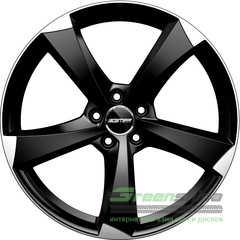 Купить Легковой диск GMP Italia ICAN Satin Black Diamond R20 W9 PCD5x112 ET35 DIA66,5