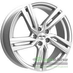 Купить Легковой диск GMP Italia ARCAN Silver Diamond R18 W8 PCD5x112 ET35 DIA66.6